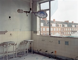 Photo:The same operating theatre as in the above photograph, 1988.