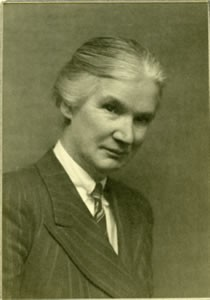 Photo: Illustrative image for the 'Dr Helen Mackay (1891-1965)' page